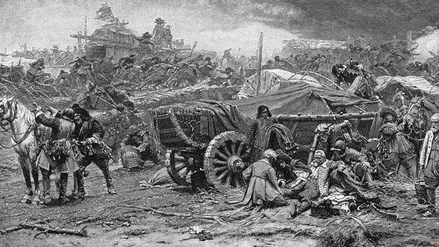 با عظیم ترین جنگ های بشر در طول تاریخ آشنا شوید