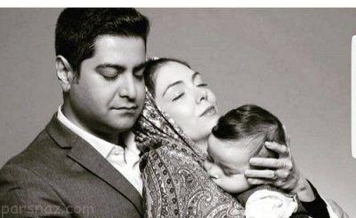 جذاب ترین عکس های خانوادگی ستاره های مشهور ایرانی
