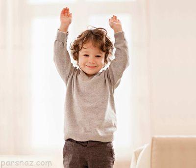 معرفی تمرینات مفید برای کودکان بیش فعال
