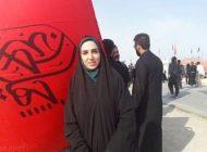 کاروان بازیگران و چهره های ایرانی در راه کربلا +عکس