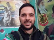 برادر سحر قریشی مدافع حرم شد +عکس ها