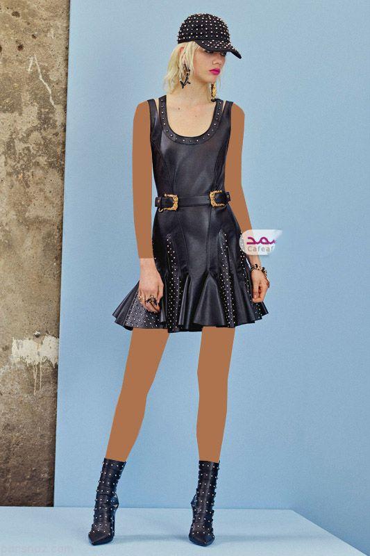 شیک ترین مدل لباس مجلسی برند Versace