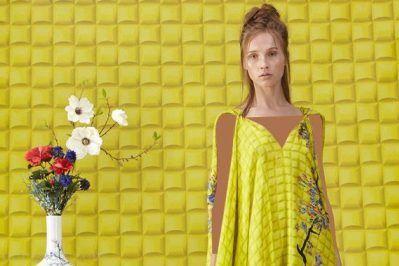 شیک ترین مدل های لباس مجلسی برند Vionnet