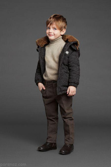 مدل لباس پسرانه مخصوص پاییز و زمستان 2018