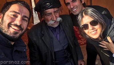تاثیرات مثبت و منفی حضور بازیگران در میان مردم کرمانشاه