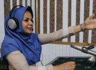 اولین گزارشگر ورزشی زن در تلویزیون ایران