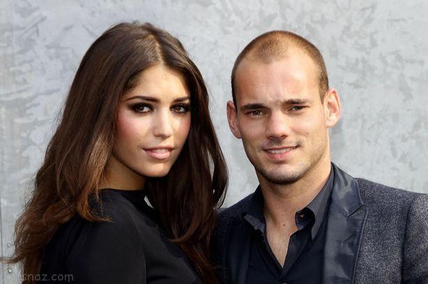 فوتبالیست هایی که با بازیگران جذاب و مشهور ازدواج کرده اند