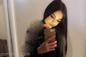 رابطه یک شبه نامشروع رونالدو با این دختر جنجالی شد