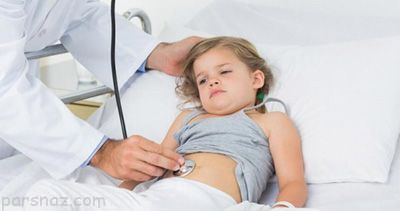 اسهال به علت ویروس و باکتری در کودکان