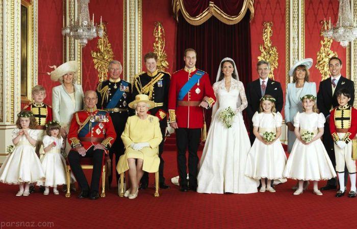 همه چیز درباره مراسم ازدواج نوه ملکه انگلیس