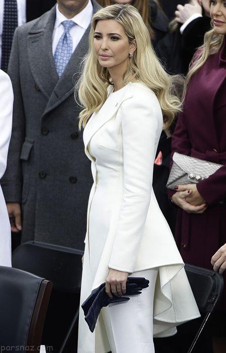 جذاب ترین مدل های لباس به سبک ایوانکا ترامپ