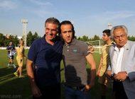 مصاحبه با علی کریمی جادوگر فوتبال ایران