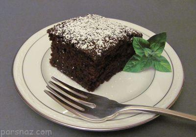 روش تهیه بهترین و خوشمزه ترین کیک شکلاتی