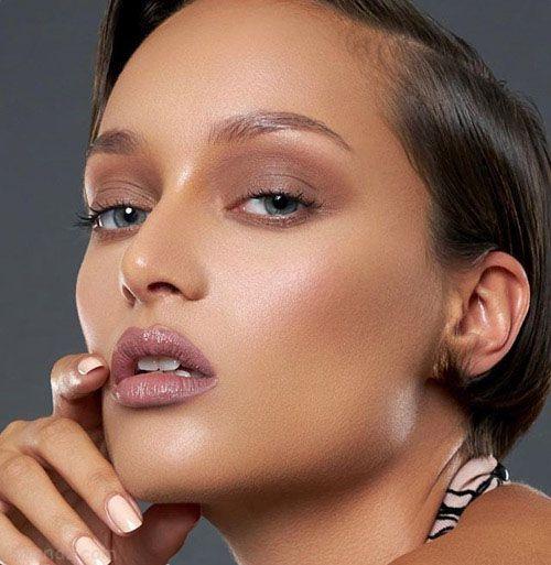 جذاب ترین مدل های آرایش برنزه جدید 2018