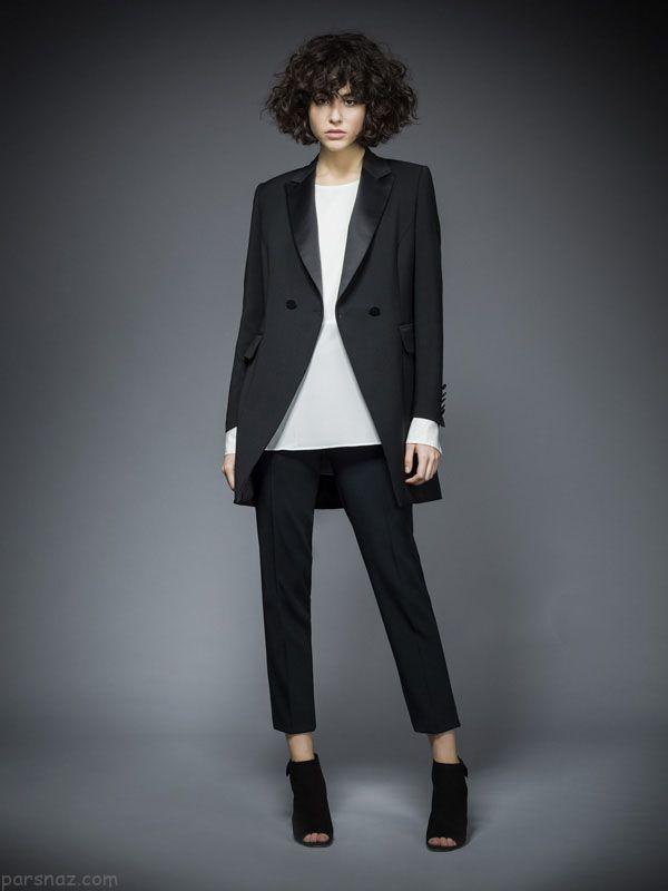 بهترین مدل های لباس زنانه زمستانی برند Brian Dales