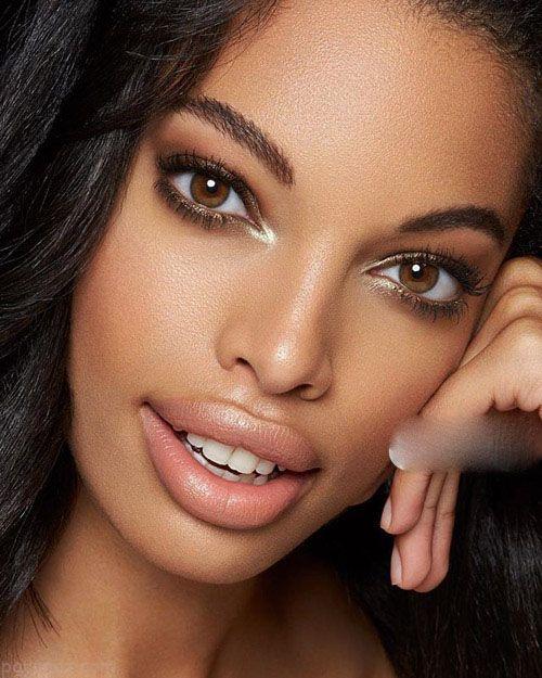 شیک ترین مدل های آرایش و گریم مجلسی