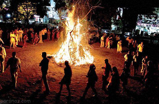 با تعجب برانگیزترین فستیوال های جهان آشنا شوید