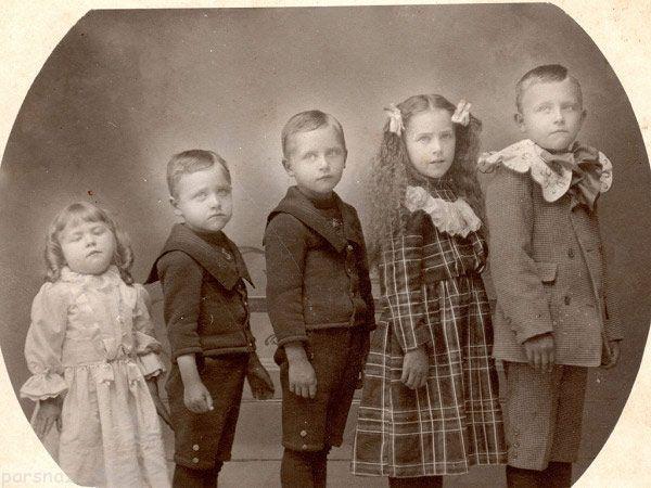 عکاسی وحشتناک از مردگان رسم عجیب در گذشته