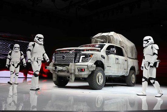 گزارش تصویری نمایشگاه خودرو لس آنجلس 2017