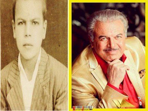 دیدنی ترین عکس های قدیمی چهره ها و بازیگران