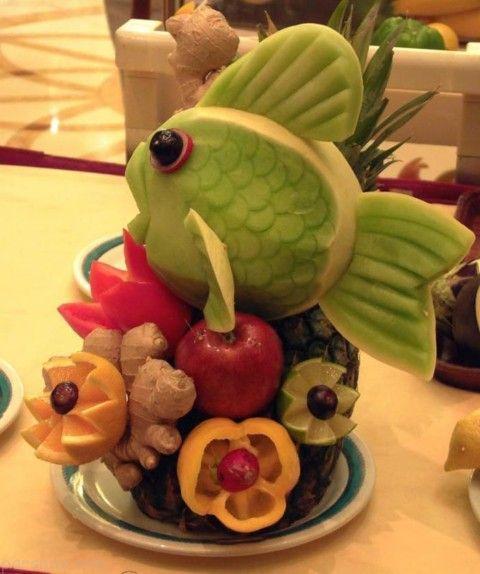 بهترین مدل های میوه آرایی مخصوص شب یلدا (40 عکس)