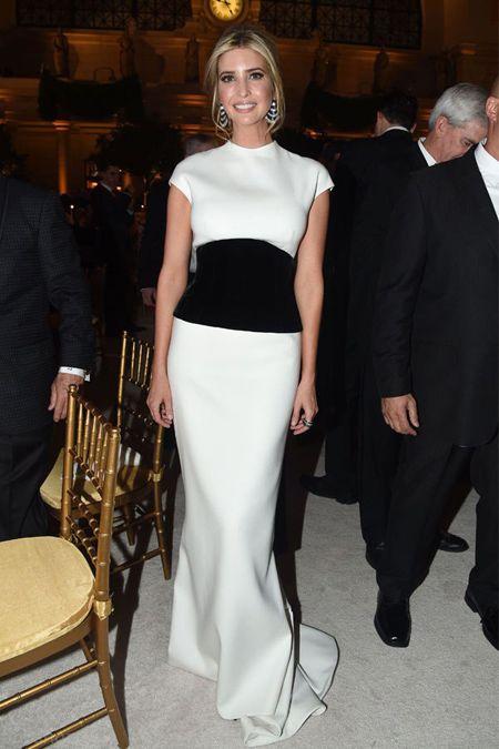 مدل لباس مجلسی به سبک و سلیقه ایوانکا ترامپ