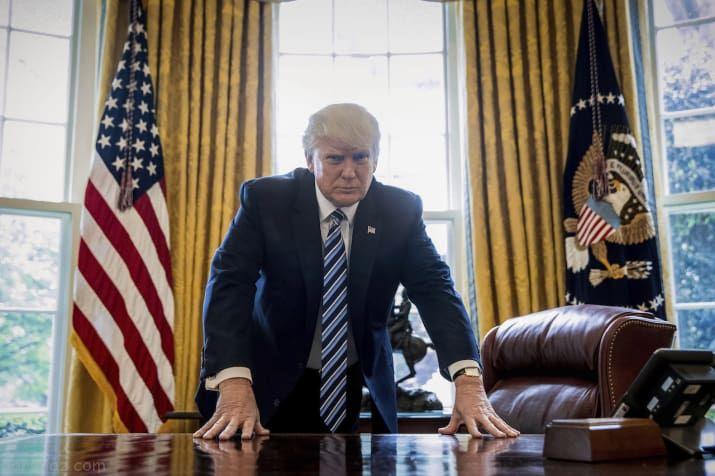 با عجیب ترین عادت های خاص دونالد ترامپ آشنا شوید
