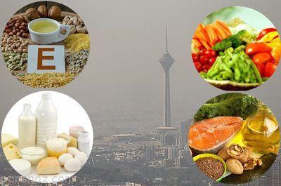 راه های محافظت از بدن در برابر هوای آلوده
