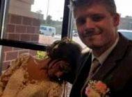 شب زفاف و سلفی گرفتن بعد از بیهوش شدن عروس