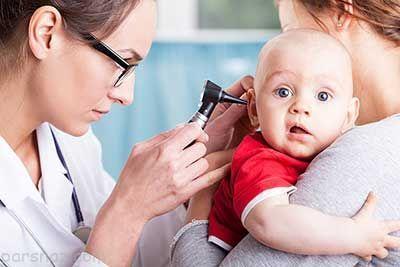 همه چیز درباره عفونت گوش در کودکان
