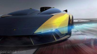 نگاهی به خودرو کانسپت لامبورگینی Apis