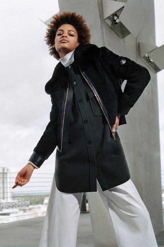 بهترین ست لباس زمستانی برند Louis Vuitton