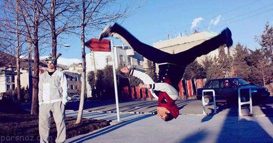 فاطمه اکرمی دختر پرنده ایرانی +عکس