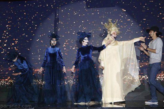 شو جواهرات علی دایی با حضور ستاره های مشهور