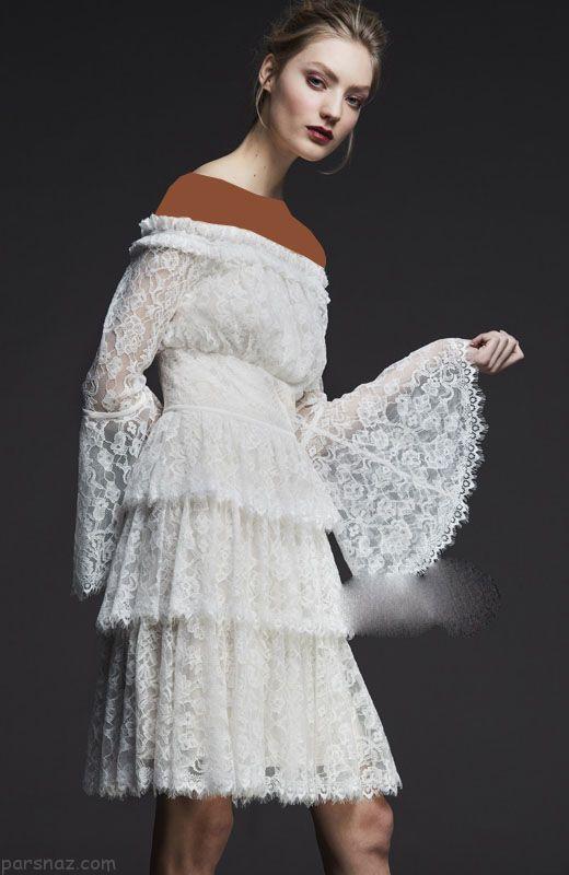 شیک ترین مدل لباس مجلسی برند Tadashi Shoji