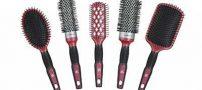 راهنمای انتخاب بهترین برس برای انواع موها