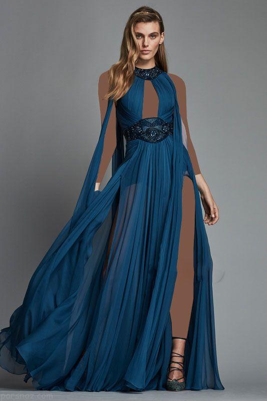 مدل لباس جدید و شیک مجلسی برند Zuhair Murad