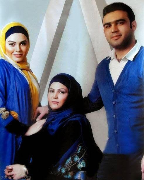 بیوگرافی و تصاویر آزاده زارعی بازیگر ایرانی