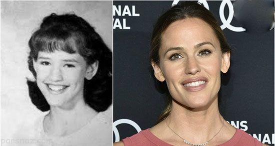 نگاهی به دوران کودکی مشهورترین ستاره های هالیوود