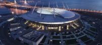 استادیوم های جام جهانی روسیه 2018 به روایت تصویر