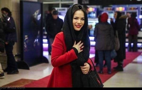لاغری شگفت انگیز به سبک بازیگران ایرانی