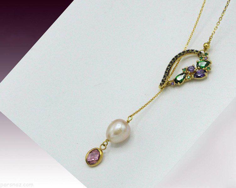 مدل های جواهرات ایرانی از گالری پرنسس