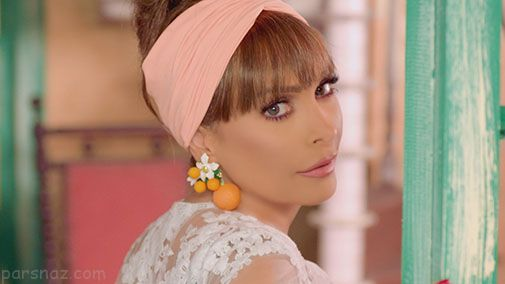 امل حجازی خواننده مشهور لبنانی مسلمان شد