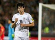 سردار آزمون بهترین فوتبالیست سال آسیا شد