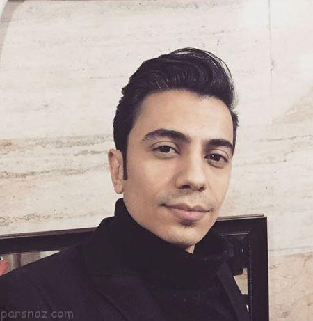 بیوگرافی و عکس های محسن ابراهیم زاده خواننده محبوب