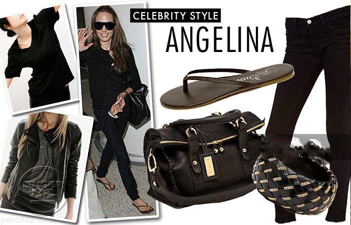 نگاهی به زندگی لاکچری آنجلینا جولی ستاره هالیوودی