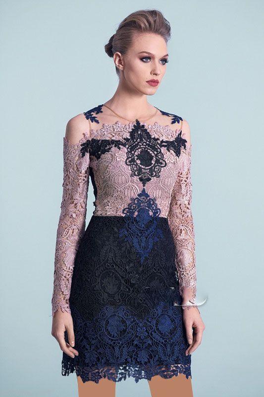 شیک ترین مدل های لباس مجلسی برند Cristallini
