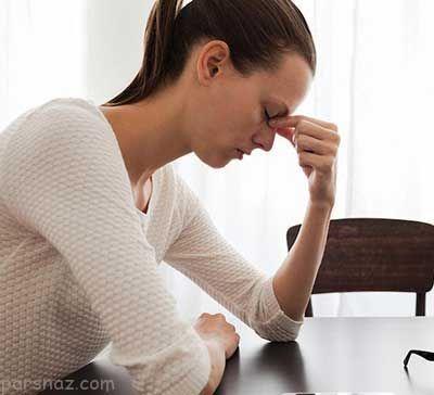 استرس چطور باعث بیمار شدن ما می شود؟