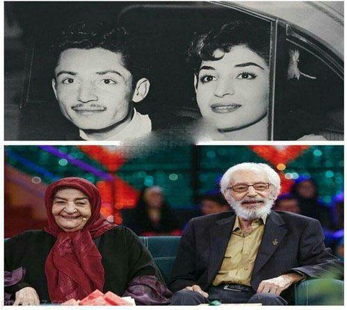 تصاویر قدیمی دیده نشده از بازیگران و ستاره های ایرانی