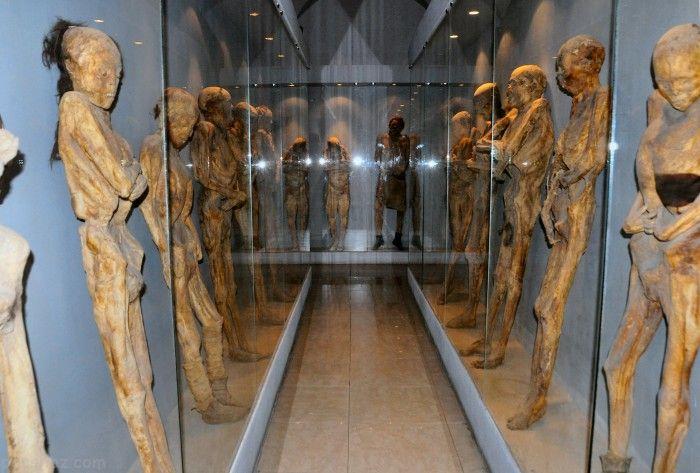 عجیب ترین و ترسناک ترین موزه های جهان